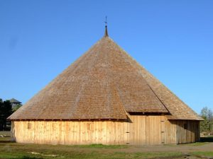 Fall River Round Barn