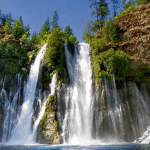 burney falls | Fall River Hotel (530) 336-5550
